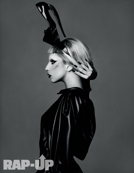 gaga btw Hot Shots: New Lady GaGa Born This Way Promo Pics