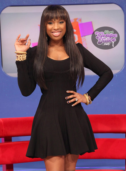 jenniferhudson5 Jennifer Hudson Performs Mini Concert On 106 & Park