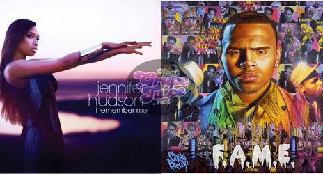 Which Will You Buy: Jennifer Hudson's 'I Remember Me' Or Chris Brown's 'F.A.M.E'?
