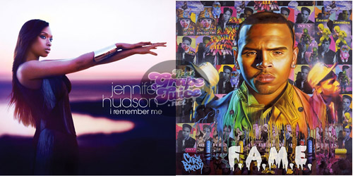 jennifervschris Which Will You Buy: Jennifer Hudsons I Remember Me Or Chris Browns F.A.M.E?