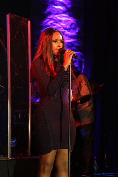 jhud12a Jennifer Hudson Soars At Soul Sessions