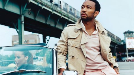 John Legend Covers Adele's 'Rolling In The Deep'