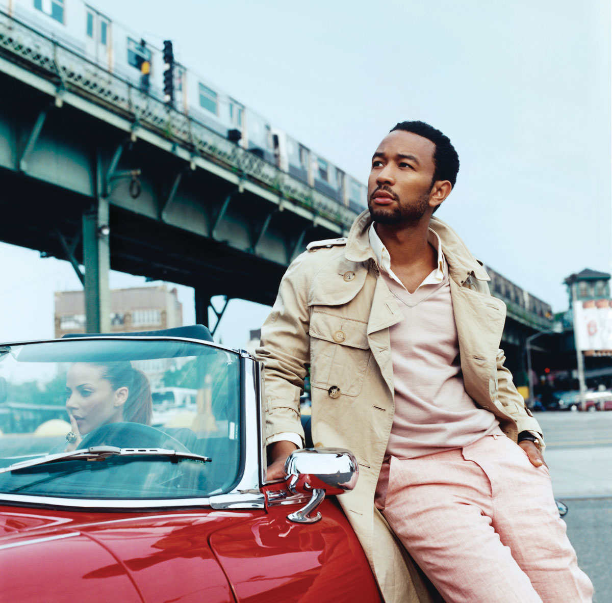 John Legend Covers Adele's 'Rolling In The Deep' - That