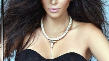 New Song: Kim Kardashian - 'Jam (Turn It Up)'