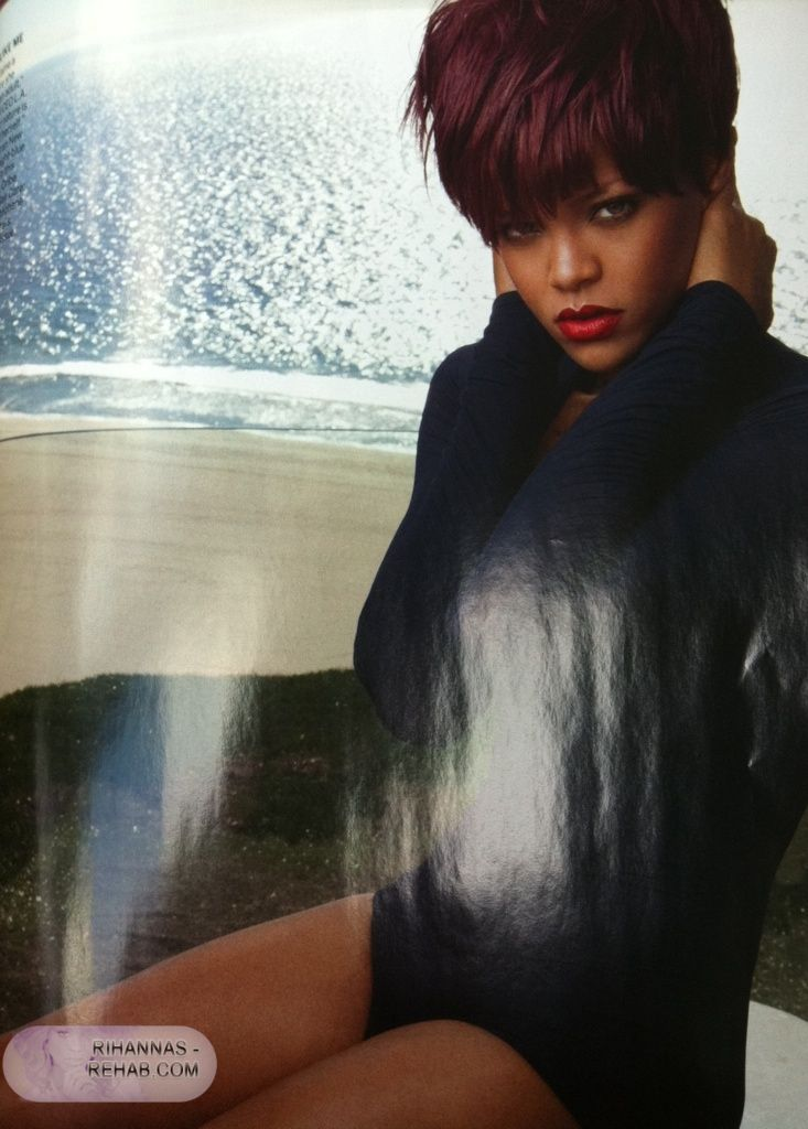rihanna8 Hot Shots: More Of Rihanna In Vogue
