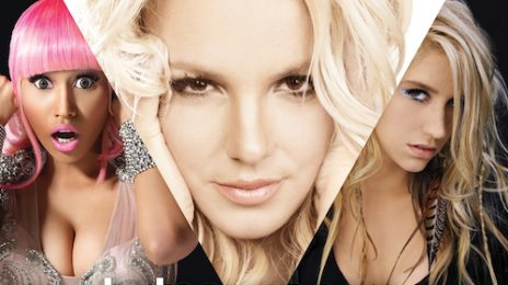 Britney Spears Reveals 'Till The World Ends (Remix)' Cover