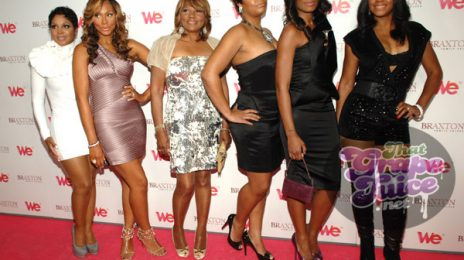 Hot Shots: Toni Braxton & Sisters Celebrate Premiere Of New Reality Show