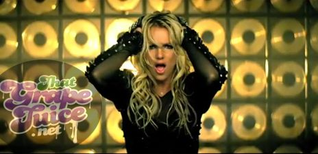 New Video: Britney Spears - 'Till The World Ends'