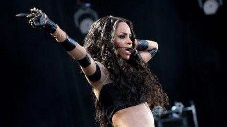 Video: Ciara Rocks 'Supafest'