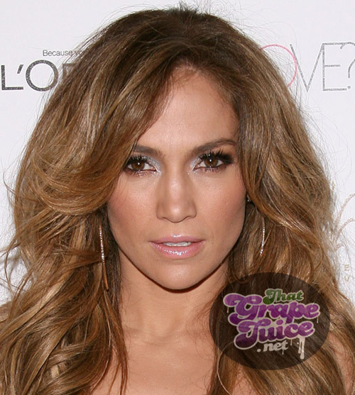 jenniferlopez23 Hot Shots: Jennifer Lopez Launches Love? Album