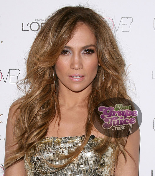 jenniferlopez8 Hot Shots: Jennifer Lopez Launches Love? Album