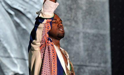Watch: Kanye West's Coachella Set
