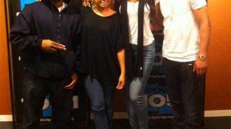 Hot Shot: Kelly Rowland Hits Promo Trail