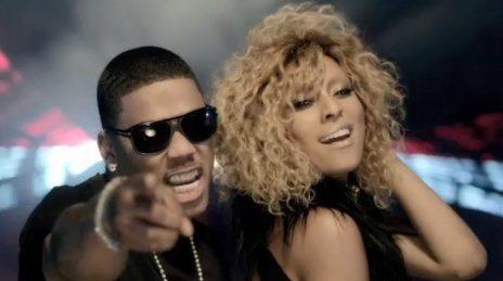 Hot Shots: Keri Hilson & Nelly Film 'Lose Control' Video