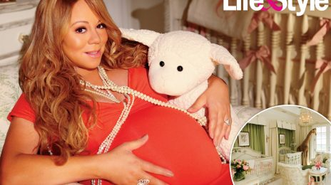 Hot Shots: Mariah Carey Shows Off Baby Nursery To Life & Style