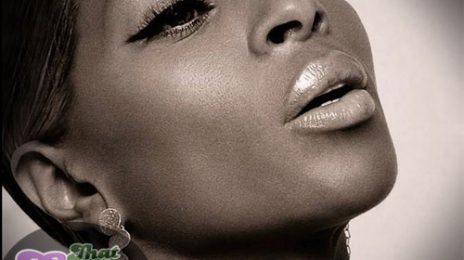 New Mary J. Blige 'My Life II' Promo Pic