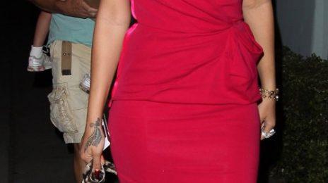 Hot Shots: Rihanna Parties In Los Angeles