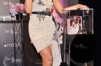 Hot Shots: Rihanna Launches 'Reb'l Fleur' In New York