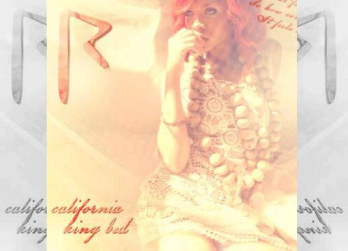 rihannacover Rihanna Reveals California King Bed Single Cover