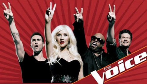 the voice aguilera e1303921499517 Watch: 'The Voice' (Season 1 / Episode 9)