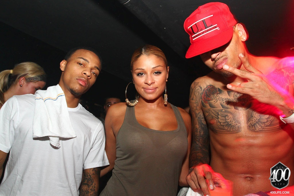 2011 05 29 21 45 48 5 Hot Shots: Chris Brown Hosts Cameos