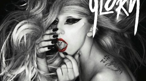 Hot Shot: Lady Gaga Unveils 'Edge Of Glory' Single Cover