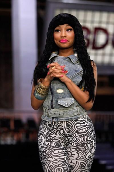 Nicki Minaj ABDC 1