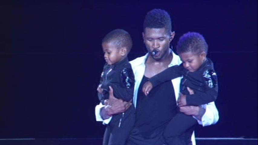 Usher R Orlando stills - 288