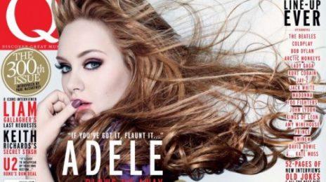 Hot Shot: Adele Covers Q