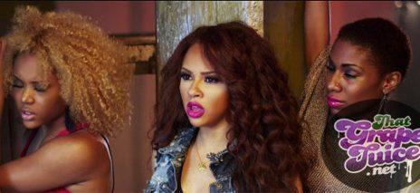 New Video: Alexis Jordan - 'Hush Hush'