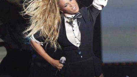 Hot Shots: Beyonce Rocks 'Oprah' One Last Time