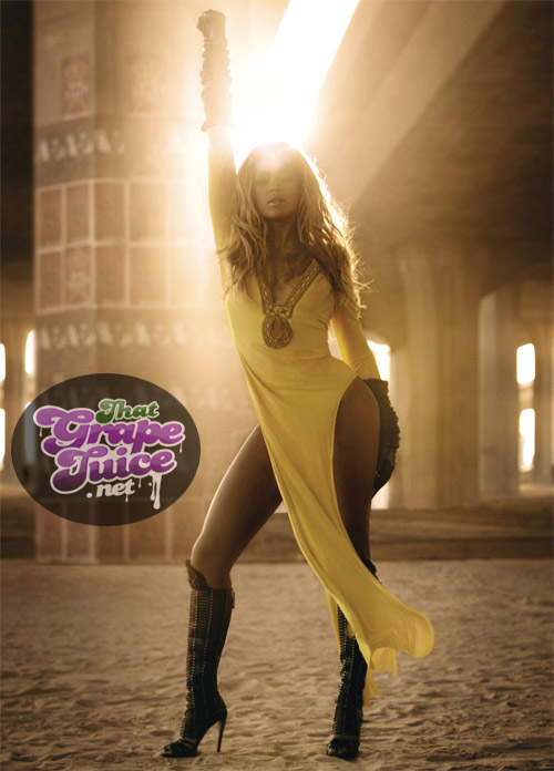 beyonce1 Watch: Beyonce   Run The World (Girls) {Alternative Version}