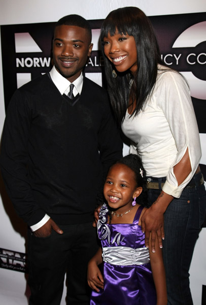 brandy6 Hot Shots: Brandy & Family Launch Talent Agency