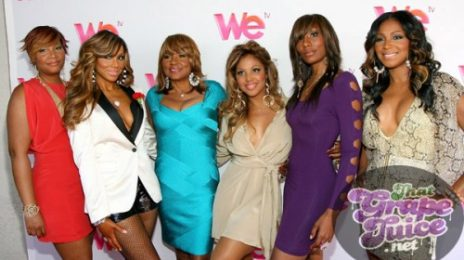 Hot Shots: 'Braxton Family Values' Reunion