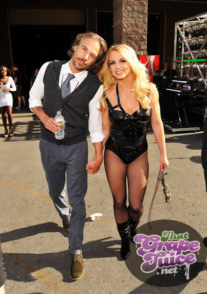 britney jason2 Billboard Awards 2011: Backstage & Audience