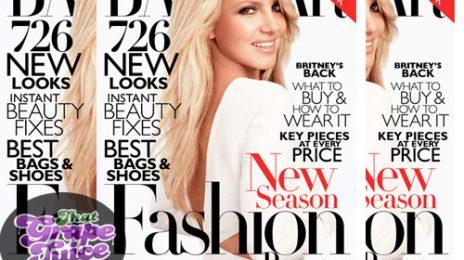 Sneak Peek: Britney Spears' 7th 'Hold It Against Me' Teaser