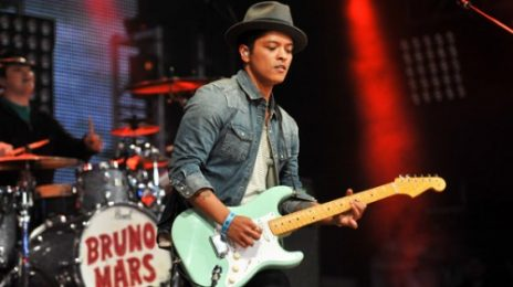 Watch: Bruno Mars Performs At Radio 1's 'Big Weekend'