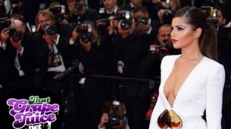 Hot Shots: Cheryl Cole Shines At Cannes