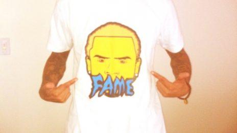 Hot Shot: Chris Brown Goes Back To Blonde