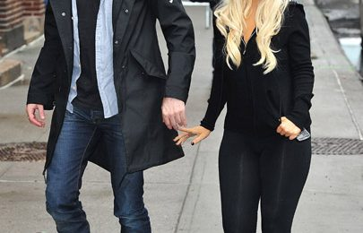 Hot Shots: Christina Aguilera & Boyfriend Spotted In NYC
