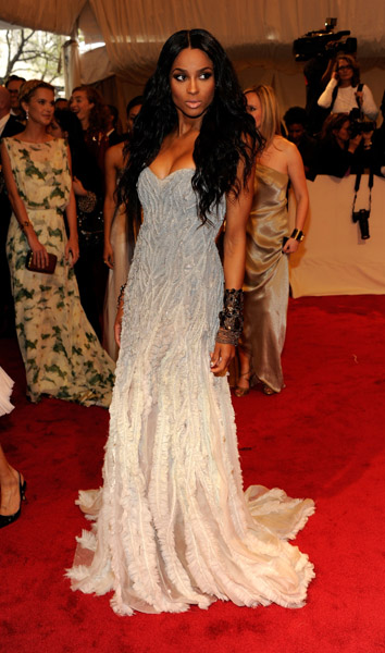 ciara45 Hot Shots: Beyonce, Jay Z, Rihanna & More Shine At MET Ball