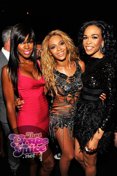 destinys child1 Billboard Awards 2011: Backstage & Audience