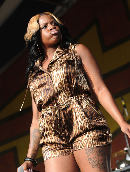 fantasia Hot Shots: Fantasia Debuts New Hairstyle