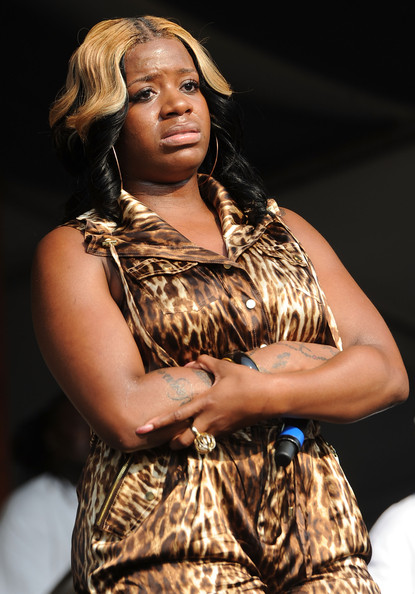 fantasia2 Hot Shots: Fantasia Debuts New Hairstyle
