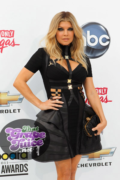 fergie billboard Billboard Music Awards: Red Carpet