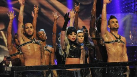 Lady GaGa Brings 'Judas' To The Graham Norton Show
