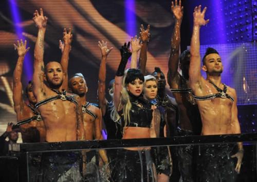 gaga judas e1305313303200 Lady GaGa Brings Judas To The Graham Norton Show