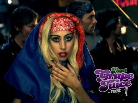 New Video Lady Gaga – 'judas'