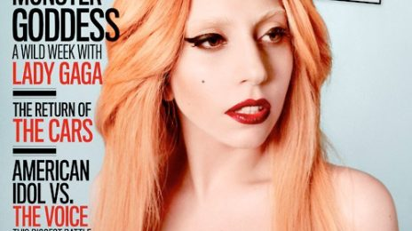 Hot Shot: Lady GaGa Covers Rolling Stone