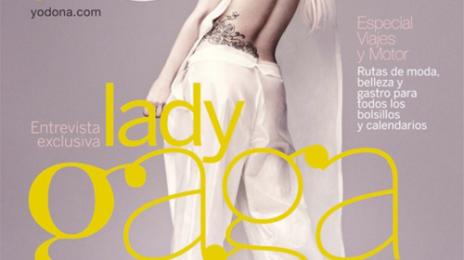 Hot Shot: GaGa Goes Avant Garde For Yo Dona
